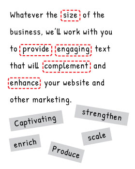 copyediting services Our professional copy editing services are designed for quality-conscious authors requiring a thorough language check of their manuscripts papers submitted to this service are returned free from language errors such as spelling mistakes, grammar, punctuation errors, and typos our copy editing services are moderately.